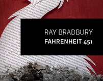 Fahrenheit 451 re-covered