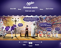 Milka Christmas Musicle