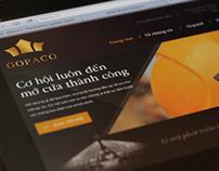 GOPACO Web Design