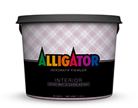 Alligator Packaging Design