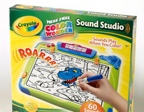 Crayola ColorWonder Sound Studio & Expansion Packs