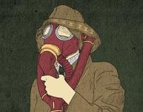 Post-apocalyptic fashion victims