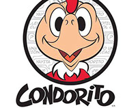 Condorito digital.