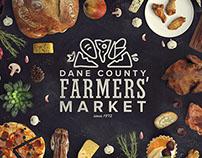 Dane County Farmers' Market Branding