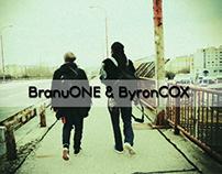 BranuONE & ByronCOX jam in Bratislava