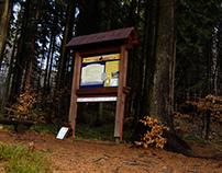 GRAFIKA: Naučná stezka Vincenze Priessnitze