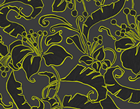 Seamless Patterns - Floral