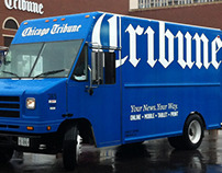 Chicago Tribune & RedEye Trucks