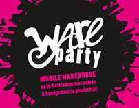 Wareparty Poster