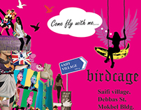 Birdcage boutique - Mojo handbags (Lebanon)