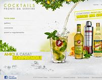 Cocktails pronti da servire