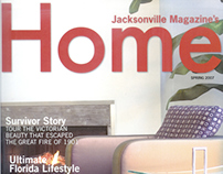 Jacksonville Magazine 2007