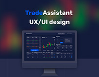 Trade Terminal Web App