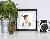 MOVEMBER: Moustache makes the man!