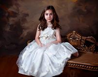 Mixed Medium Fine Art Portraits