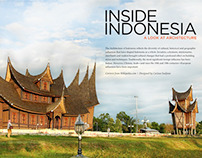 Inside Indonesia - Magazine layout
