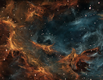 [2D] [Digital painting] Nebulae