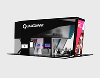 Qualcomm Interactive Booth - Futurecom 2015