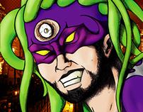 """""""Fearmaster"""" - Concurso mundial de cómics"""
