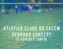 Atlético Clube do Cacém | Rebrand Concept