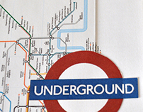 LONDON'S UNDEGROUND