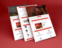 Pathil Website Design
