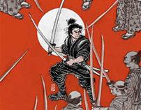 SAMURAI TRILOGY deluxe DVD