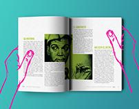 MERO MOLE | Editorial Design