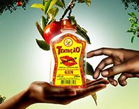 Tentação - Gin - campaign