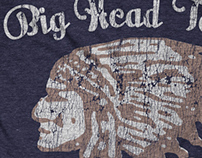 Big Head Todd and the Monsters 2012 Summer tour tshirt
