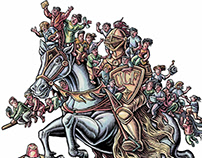 """Everyday Victories"" for Pegasus Magazine (UCF)"