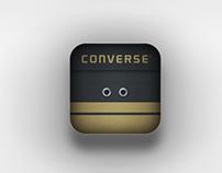 Converse iOs Icon (Shoes Box)