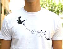 T-Shirt design - Diseño camiseta