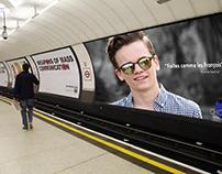 CHIC Perfume Ad Campaign