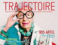 Magazine Trajectoire N°115