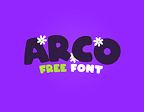 Free Arco Sans Serif Font