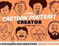 Cartoon Portrait Creator