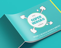 SUPERHEROES Brochure