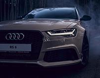 Audi RS6 Avant | Mocha Latte