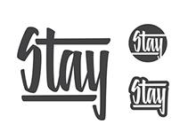 Stay | Logo Design