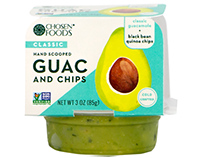Chosen Foods GUAC Concept + Packaging Design
