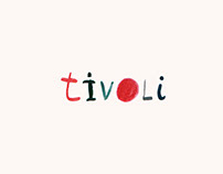 Tivoli branding, logotype & spot illustrations