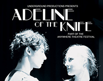 Adeline of the Knife Publicity