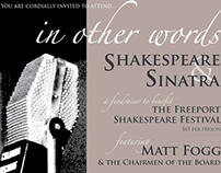 Freeport Shakespeare Festival Invitation