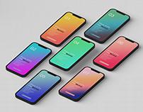 iPhone 12 Pro Clay Mockup