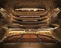 Guangzhou Opera House CGI