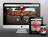 WCHS Web & Print Campaign