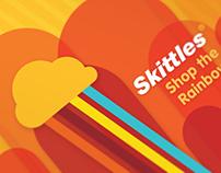 Skittles Store Concept