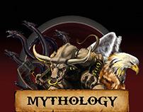 Triptico - Mythology - Grecia