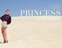 Princess of Desert